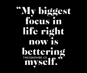 quote, focus, and life image
