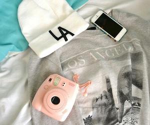 la, iphone, and camera image