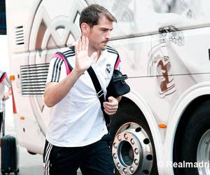 real madrid and iker casilias image