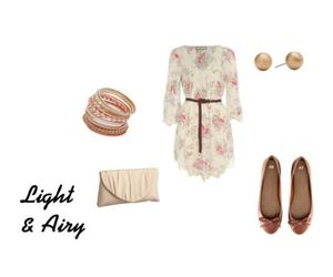 airy, cute clothes, and fashion image