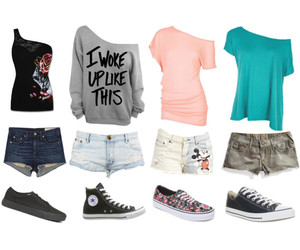 outfit, Polyvore, and shirt image