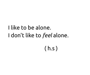 alone, life, and like image