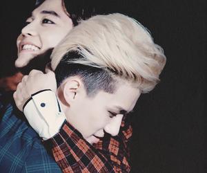 exo, SHINee, and sehun image