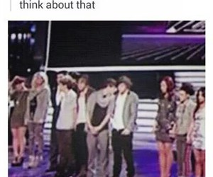 affection, x factor, and 1d image