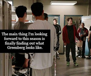 teen wolf and greenberg image