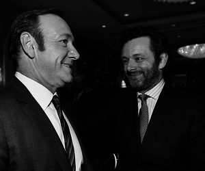 michael sheen and kevin spacey image