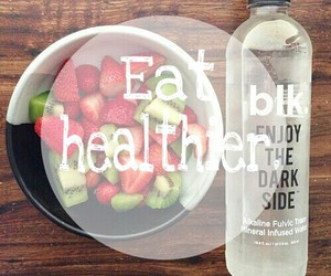 eat, healthy, and food image