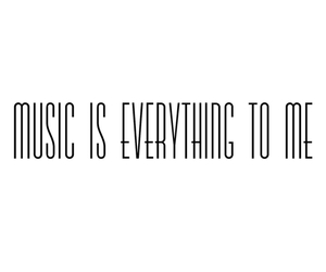 bands, everything, and music image
