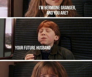 harry potter, ron, and funny image