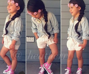 baby, diva, and fashion image