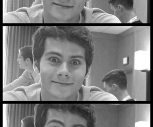 adorable, smile, and teen wolf image