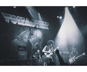 wolfmother, andrew stockdale, and ian peres image