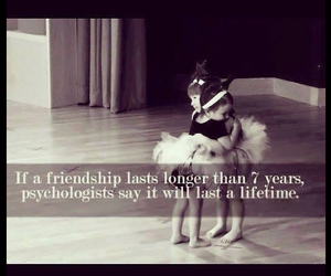 quote, friendship, and friends image