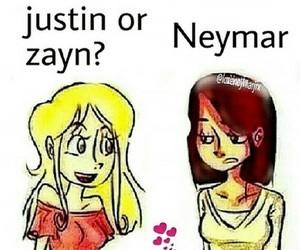 boys, fan, and neymar image
