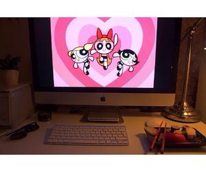 apple, cartoon network, and grunge image