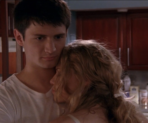 one tree hill, haley james scott, and nathan scott image