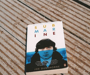 book and submarine image