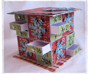Crafts 4 Eternity Cafe Matchbox Tutorial On We Heart It