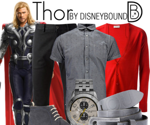 Marvel, the avengers, and thor image