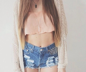 fashion, shorts, and love it image