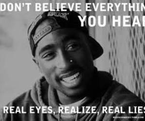 2pac, lies, and quote image