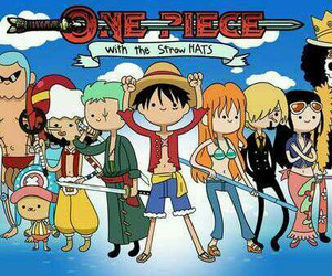 one piece and adventure time image