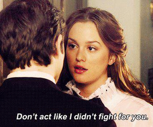gossip girl, quotes, and chuck bass image