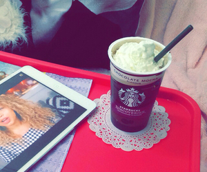 blogger, coffee, and ikea image