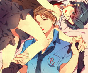 anime, hóri, and gekkan shoujo nozaki-kun image