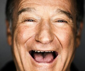robin williams, rip, and actor image