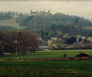 chateau, lesbrumes, and neufchateau image