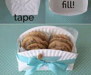 diy, Cookies, and food image