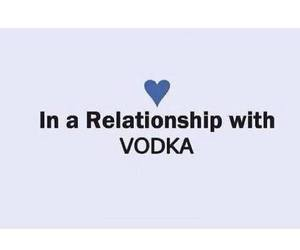 vodka and Relationship image