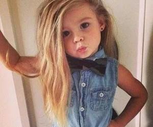 girl, kid, and perfect image