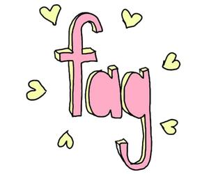 fab, fag, and cute image