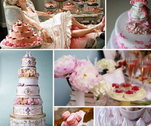 marie antoinette and bridal shower image