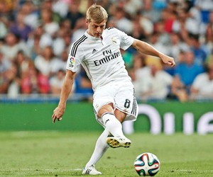 real madrid, hala madrid, and toni kroos image