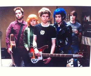 band, scott pilgrim, and guitar image