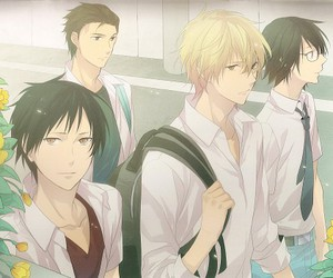 anime, boy, and durarara!! image