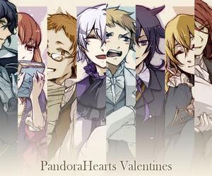 anime, break xerxes, and pandora hearts image
