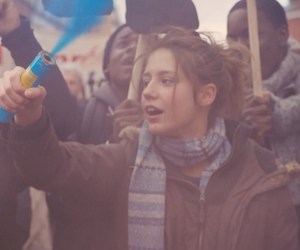 blue is the warmest color and adele exarchopoulos image