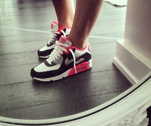 nike, air max, and sneakers image