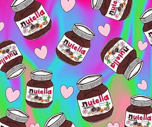 nutella, wallpaper, and background image