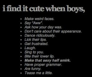 boys, crush, and cute image