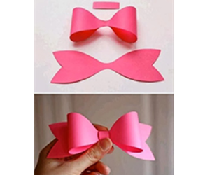 bow, girl, and girly image
