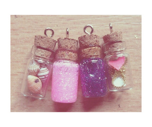 cool, diy, and glitter image