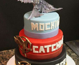 cake and hunger games image
