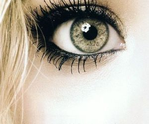 beautiful, girl, and eye image