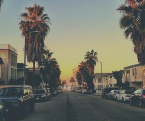 summer, street, and sun image