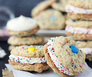 Cookies, dessert, and food image